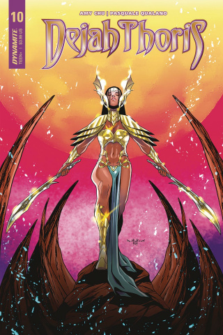 Dejah Thoris #10 (Qualano Cover)