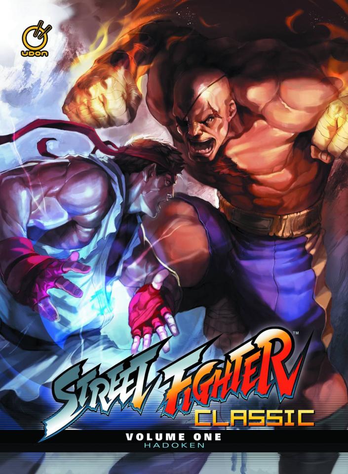 Street Fighter Classic Vol. 1: Hadoken