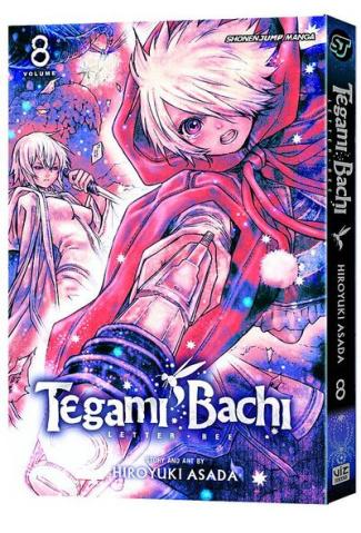 Tegami Bachi Vol. 8