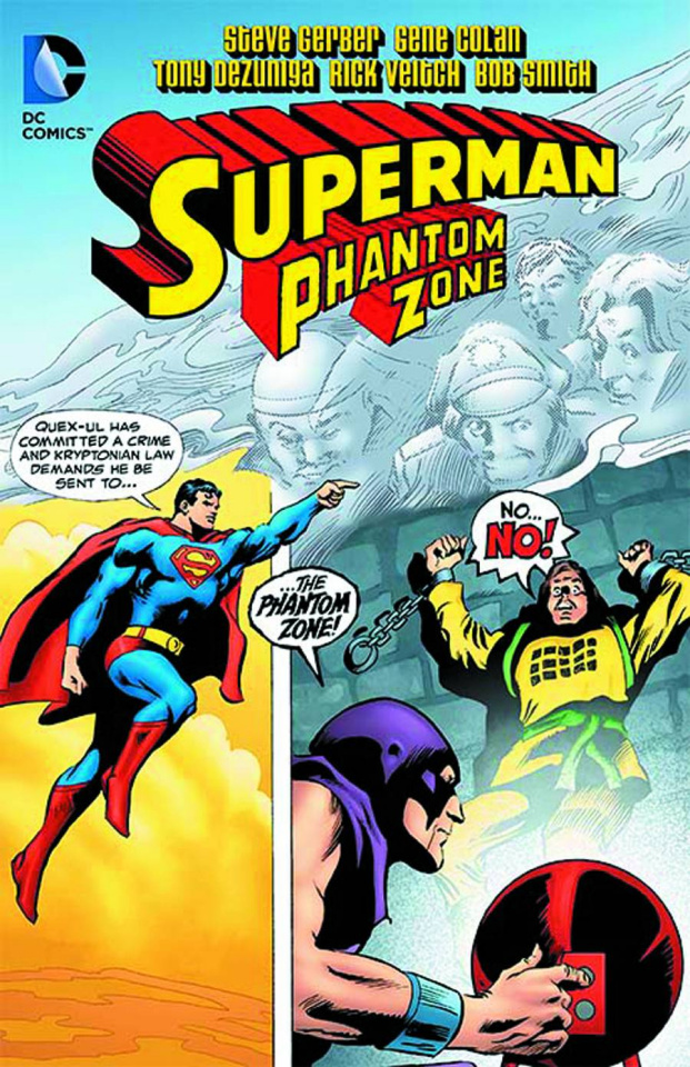 Superman: Phantom Zone