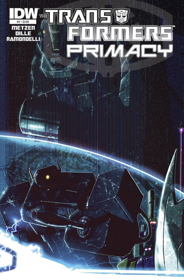 The Transformers: Primacy #3
