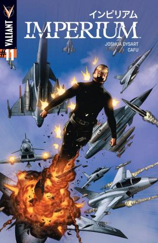 Imperium #11 (Cafu Cover)