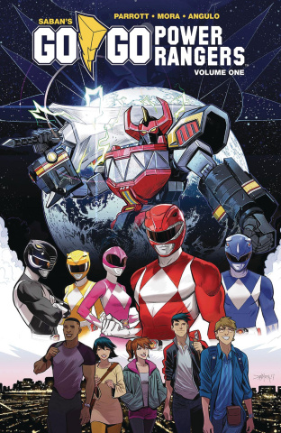 Go, Go, Power Rangers! Vol. 1