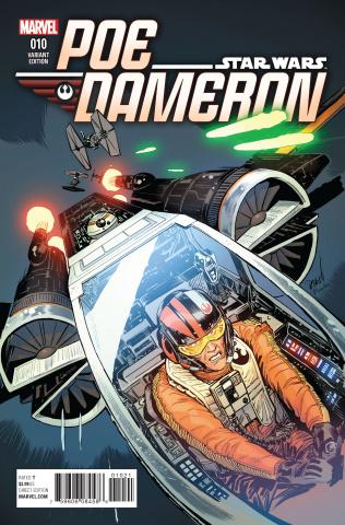Star Wars: Poe Dameron #10 (Beyruth Cover)