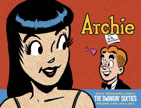 Archie: The Swingin Sixties - Daily Newspaper Comics Vol. 2: 1963-1965