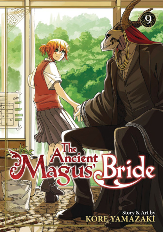 The Ancient Magus Bride Vol. 10