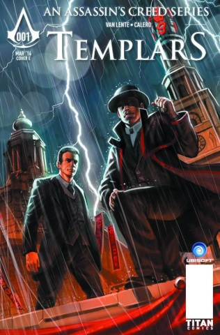 Assassin's Creed: Templars #1 (LaClaustra Cover)
