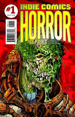 Indie Comics Horror #1