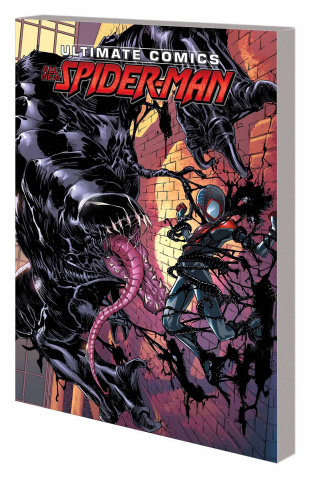 Miles Morales: Ultimate Spider-Man Book 2