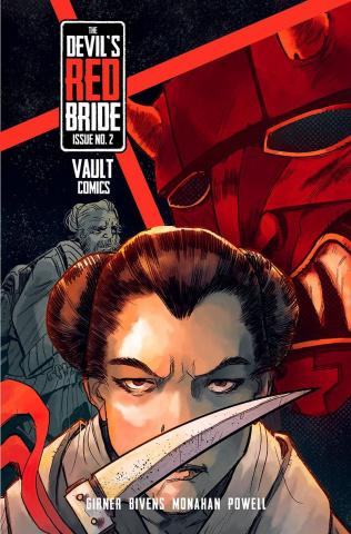 The Devil's Red Bride #2 (Bivens Cover)