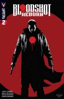 Bloodshot: Reborn #2 (Suayan Cover)