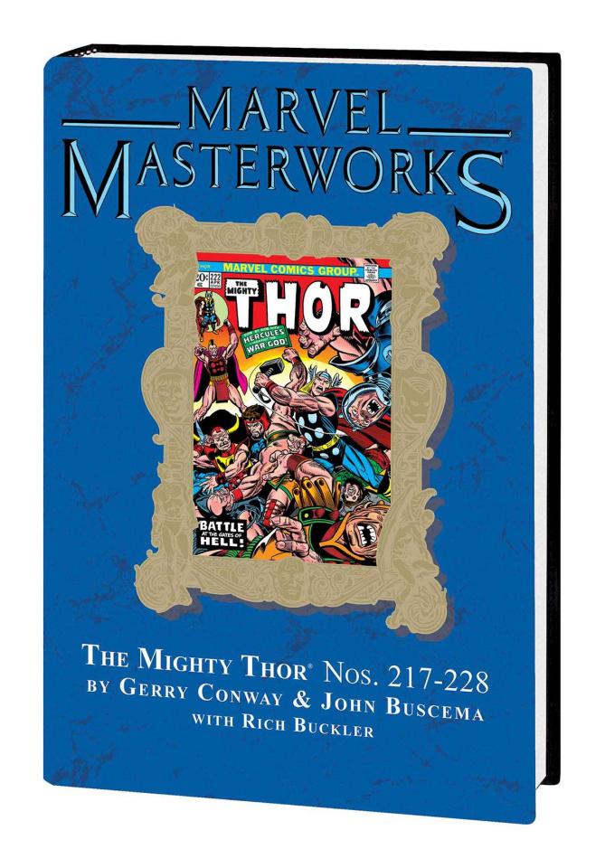 The Mighty Thor Vol. 13 (Marvel Masterworks)