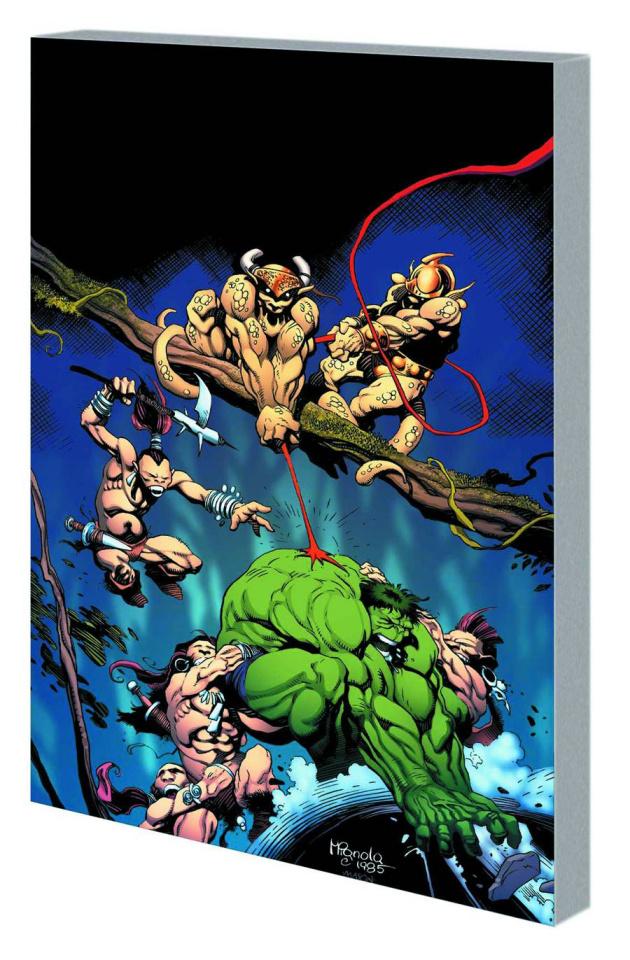 The Incredible Hulk: Crossroads