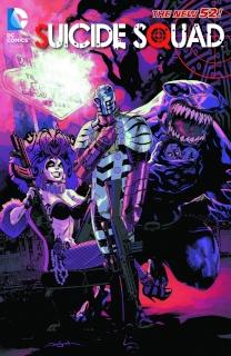Suicide Squad Vol. 4: To Discipline and Punish
