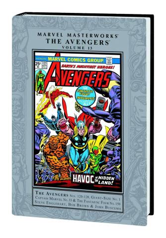 Avengers Vol. 13: Marvel Masterworks