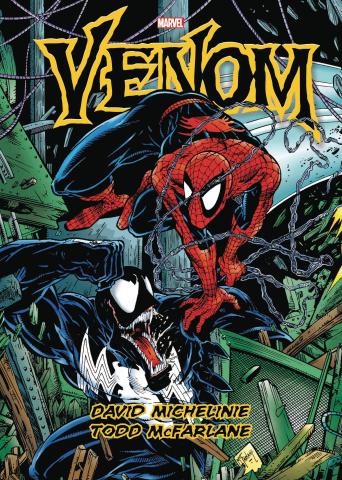 Venom by Michelinie and McFarlane (Gallery Edition)