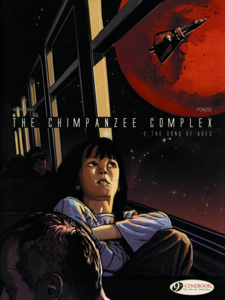 The Chimpanzee Complex Vol. 2 The Sons of Ares