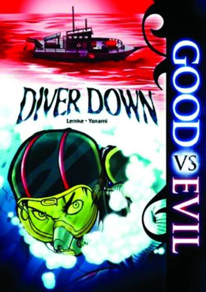Good vs. Evil: Diver Down