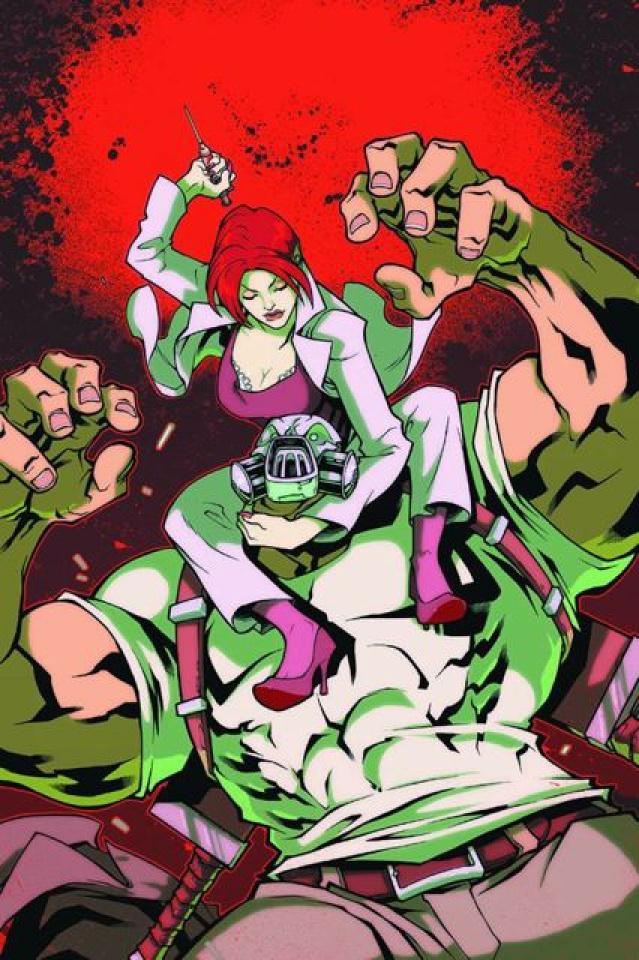 Hack/Slash #16 (Hoang & Zub Cover)