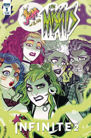 Jem and The Misfits: Infinite #1