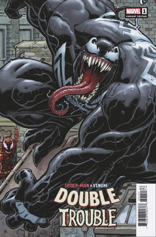Spider-Man & Venom: Double Trouble #1 (Adams 8-Part Cover)