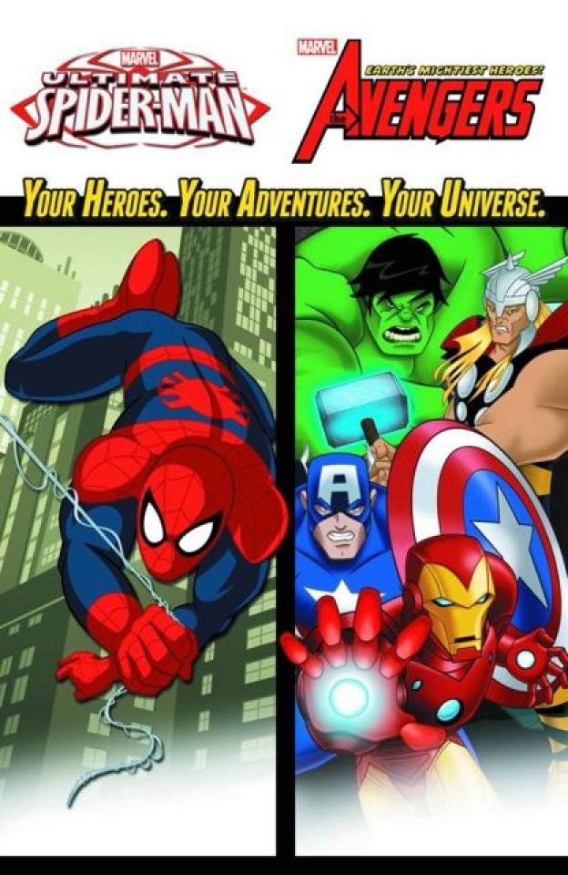 Avengers / Ultimate Spider-Man Halloween Free Comic
