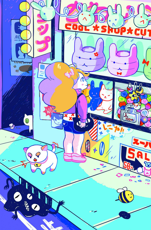 Bee and Puppycat #2 (2nd Printing)