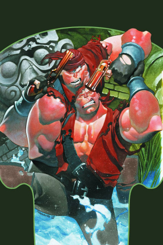 The Mighty Skullkickers #1 (Stevens Cover)