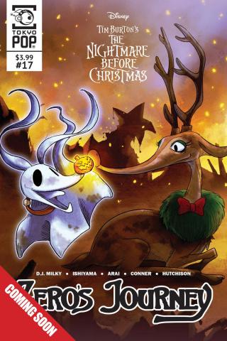 The Nightmare Before Christmas: Zero's Journey #17