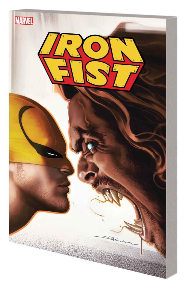 Iron Fist Vol. 2: Sabretooth, Round Two