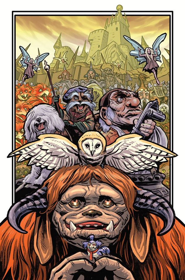 Labyrinth: 30th Anniversary Special #1