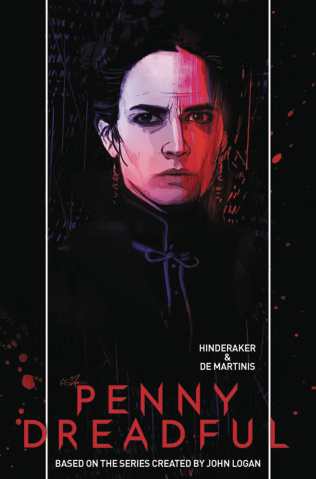 Penny Dreadful #3 (Convention Cover)