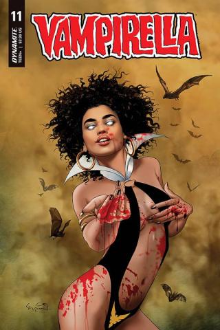 Vampirella #11 (Gunduz Cover)