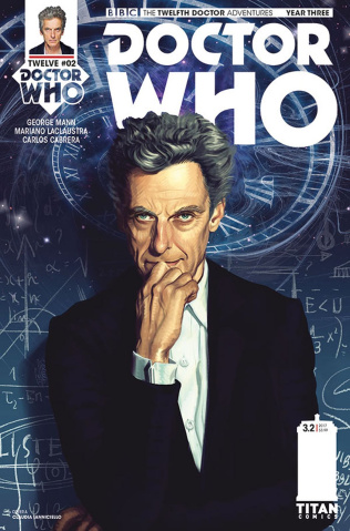 Doctor Who: New Adventures with the Twelfth Doctor, Year Three #2 (Ianniciello Cover)