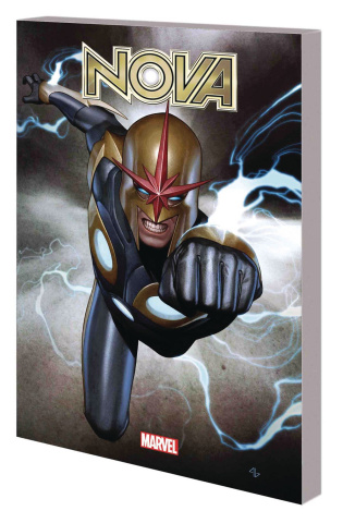 Nova by Abnett & Lanning Vol. 1 (Complete Collection)