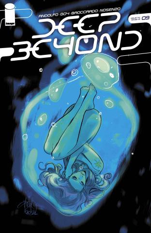 Deep Beyond #9 (Andolfo Cover)
