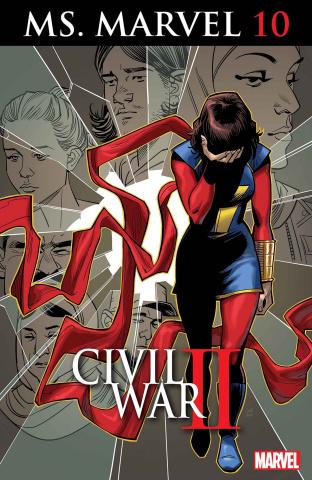 Ms. Marvel #10