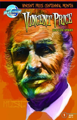 Vincent Price Presents: His Life Story