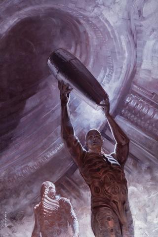 Prometheus: Life and Death #3