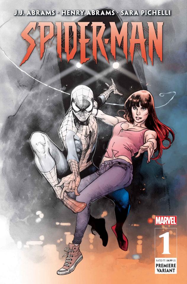 Spider-Man #1 (Coipel Premiere Cover)