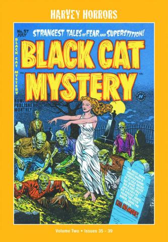 Harvey Horrors: Black Cat Mystery Vol. 2