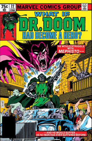 What If Dr Doom Had Become a Hero? #1 (True Believers)