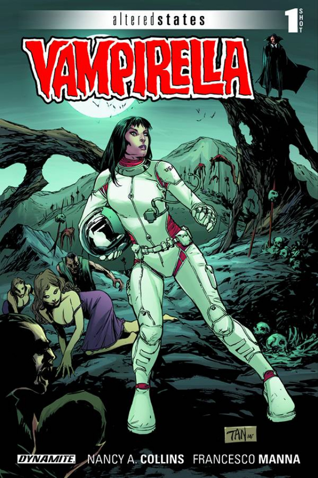 Altered States: Vampirella