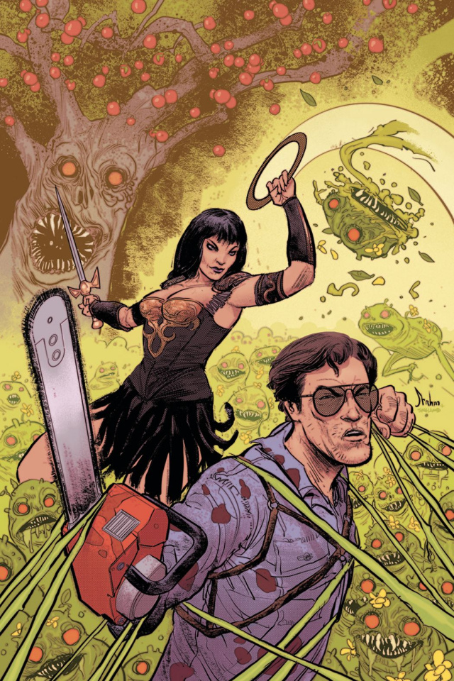 Army of Darkness / Xena: Forever... And a Day #5 (10 Copy Cover)