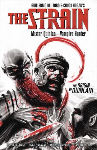 The Strain: Mr. Quinlan, Vampire Hunter