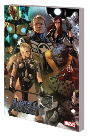 Secret Avengers by Ed Brubaker (Complete Collection)