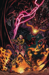Grimm Fairy Tales #13 (White Cover)