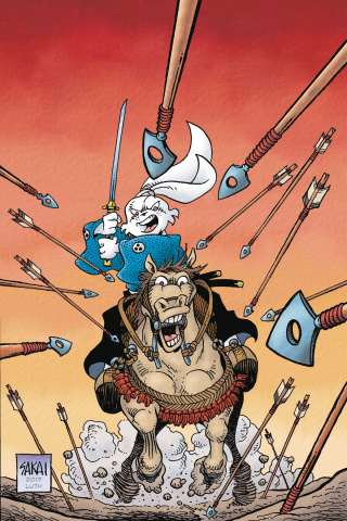 Usagi Yojimbo #1: The Hidden