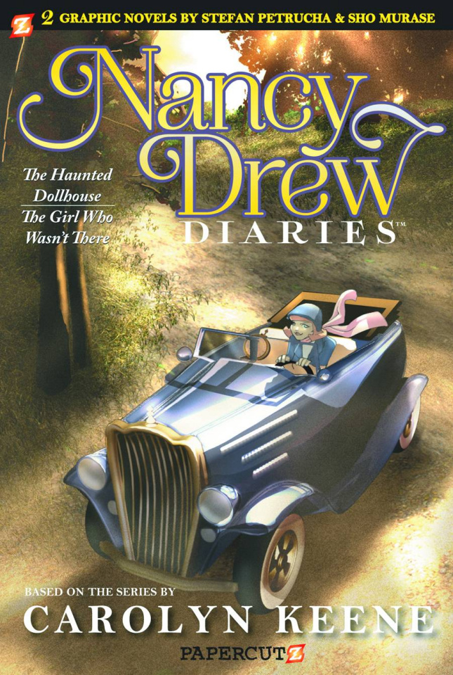 Nancy Drew Diaries Vol. 2