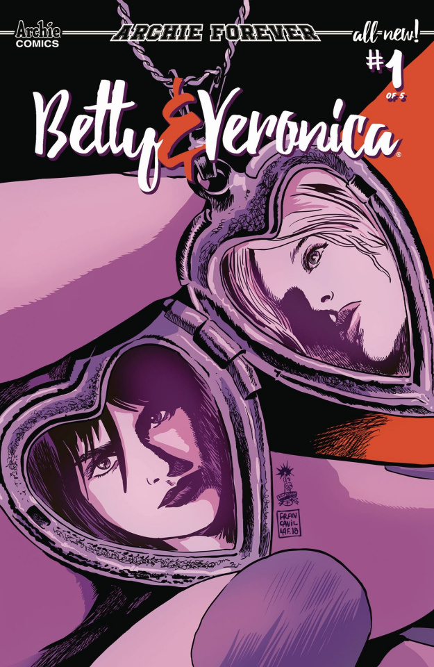 Betty & Veronica #1 (Francavilla Cover)